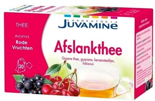 dieet thee Juvamine